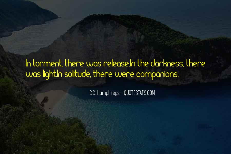 C.C. Humphreys Quotes #1212173