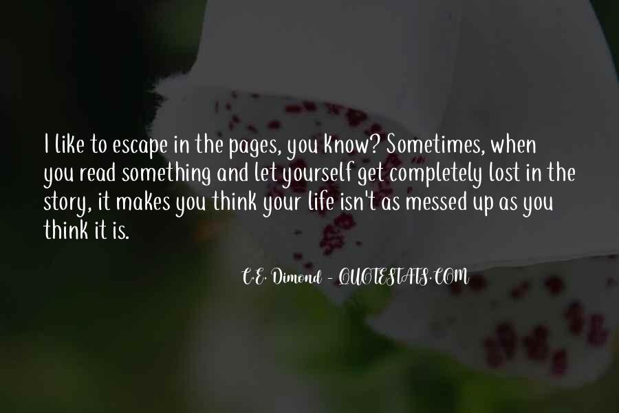 C.E. Dimond Quotes #1415786