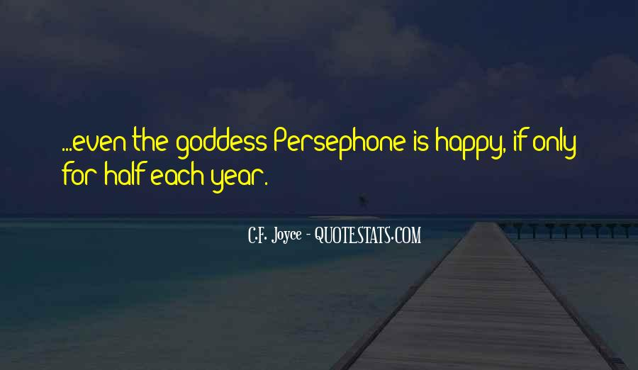 C.F. Joyce Quotes #1291571