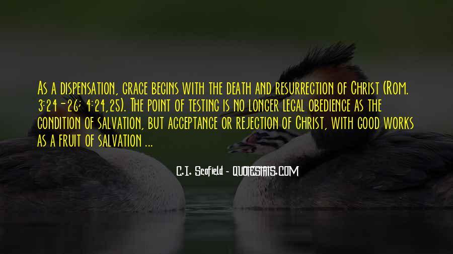 C.I. Scofield Quotes #1562447