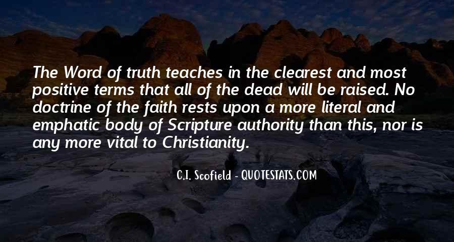 C.I. Scofield Quotes #216588