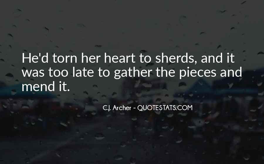 C.J. Archer Quotes #928896