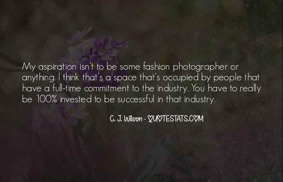 C. J. Wilson Quotes #770095