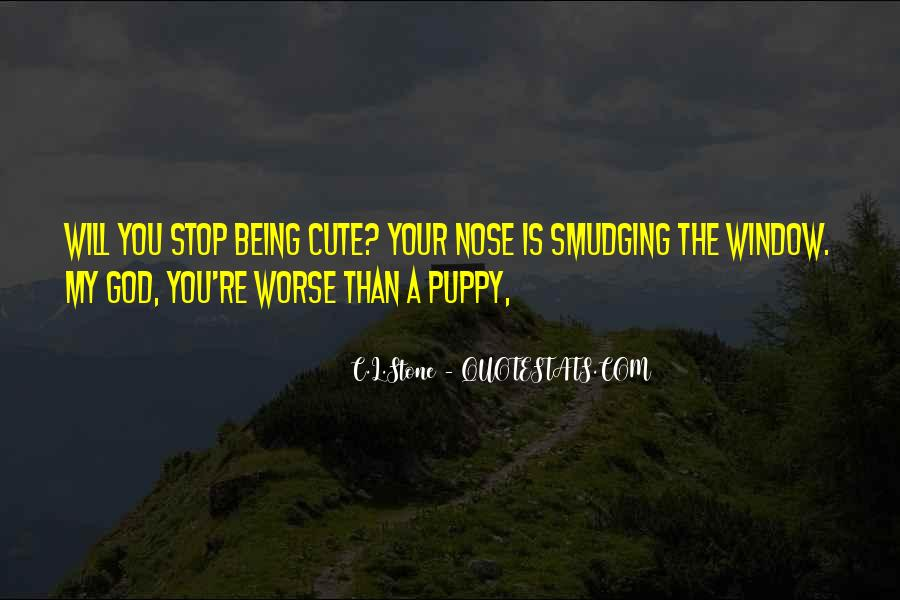 C.L.Stone Quotes #1637998