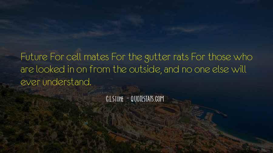 C.L.Stone Quotes #1733458