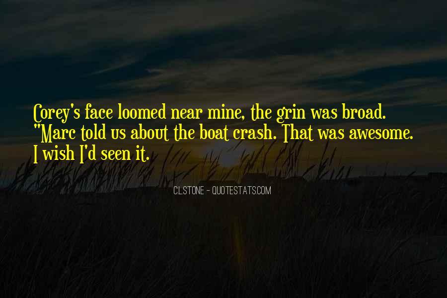 C.L.Stone Quotes #288250
