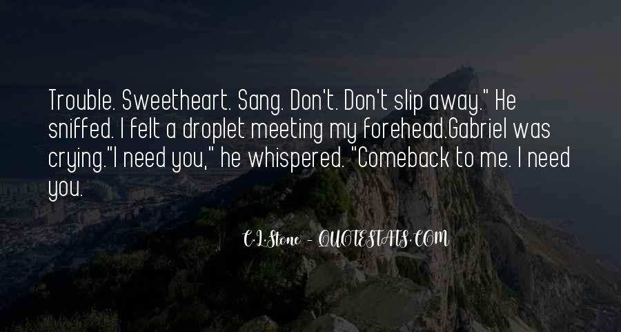 C.L.Stone Quotes #580349