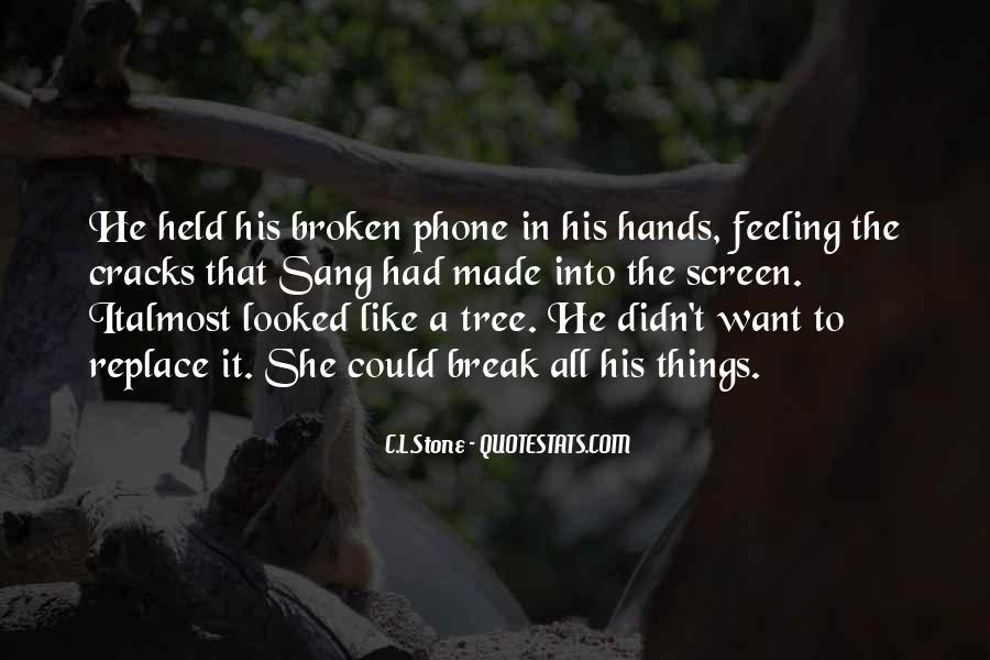 C.L.Stone Quotes #654159