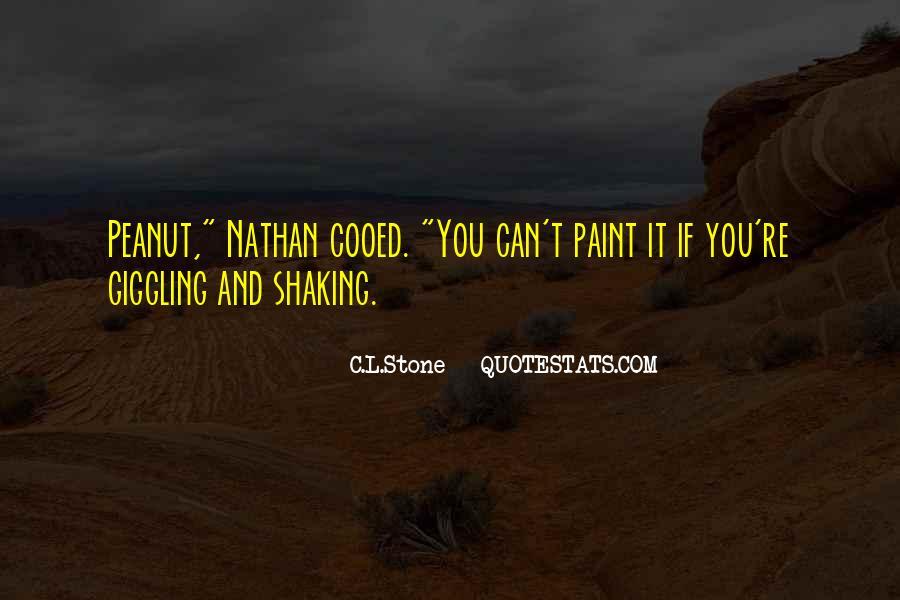 C.L.Stone Quotes #710630