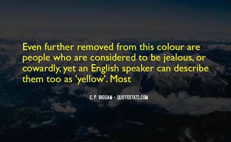 C. P. Biggam Quotes #485282