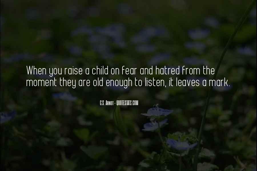 C.S. Arnot Quotes #641684