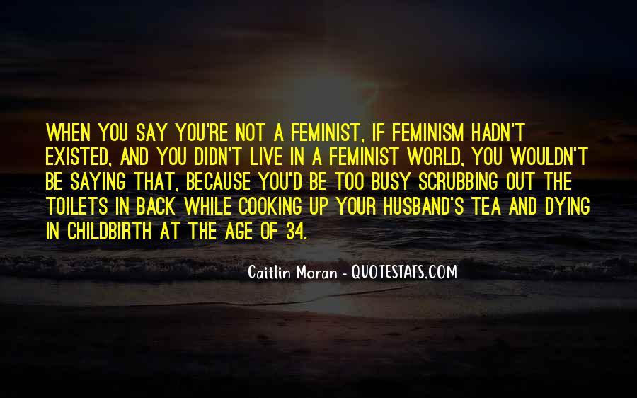 Caitlin Moran Quotes #143562