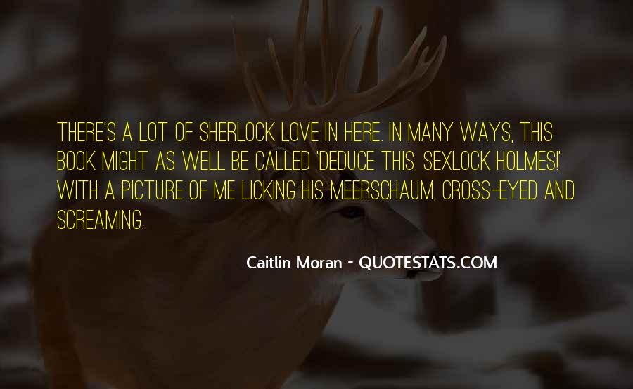 Caitlin Moran Quotes #407380