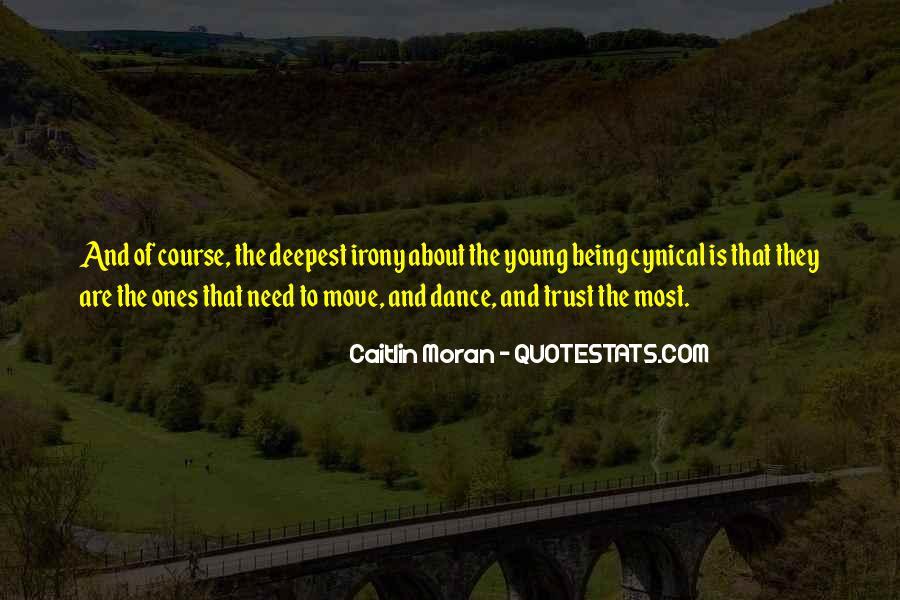Caitlin Moran Quotes #420310