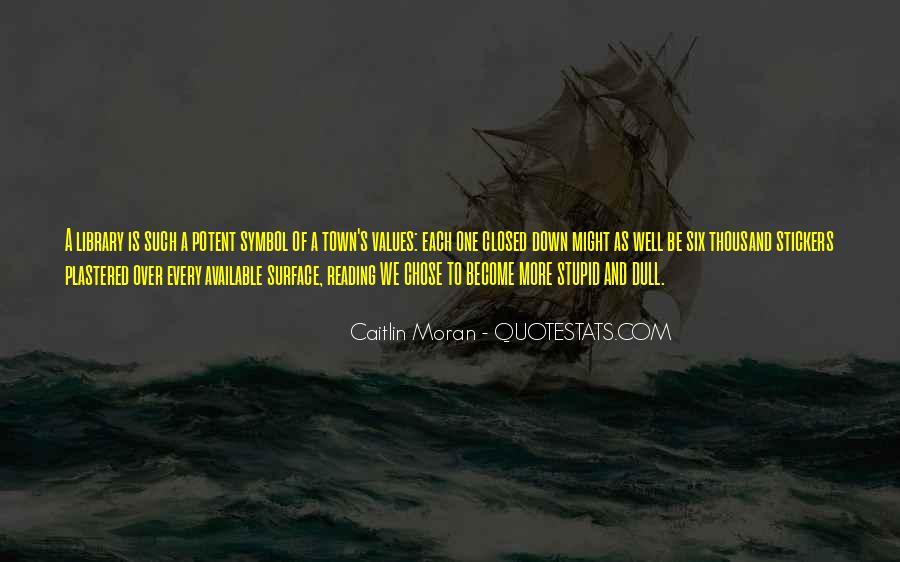 Caitlin Moran Quotes #702164