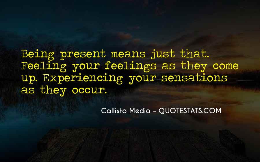 Callisto Media Quotes #441097