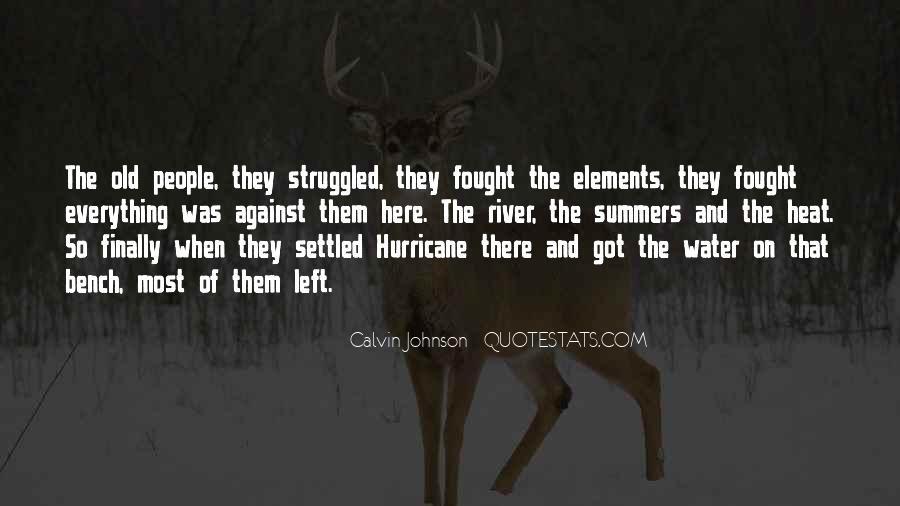 Calvin Johnson Quotes #1141733