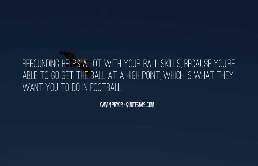 Calvin Pryor Quotes #231881