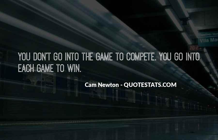 Cam Newton Quotes #15151