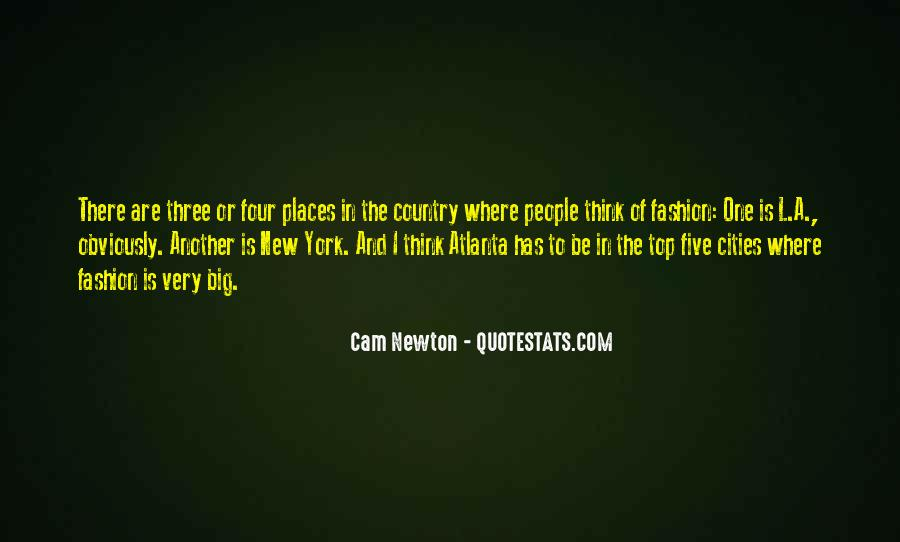Cam Newton Quotes #1719832
