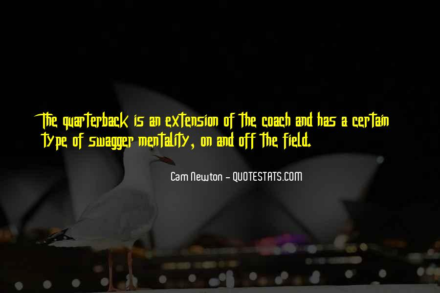 Cam Newton Quotes #625564