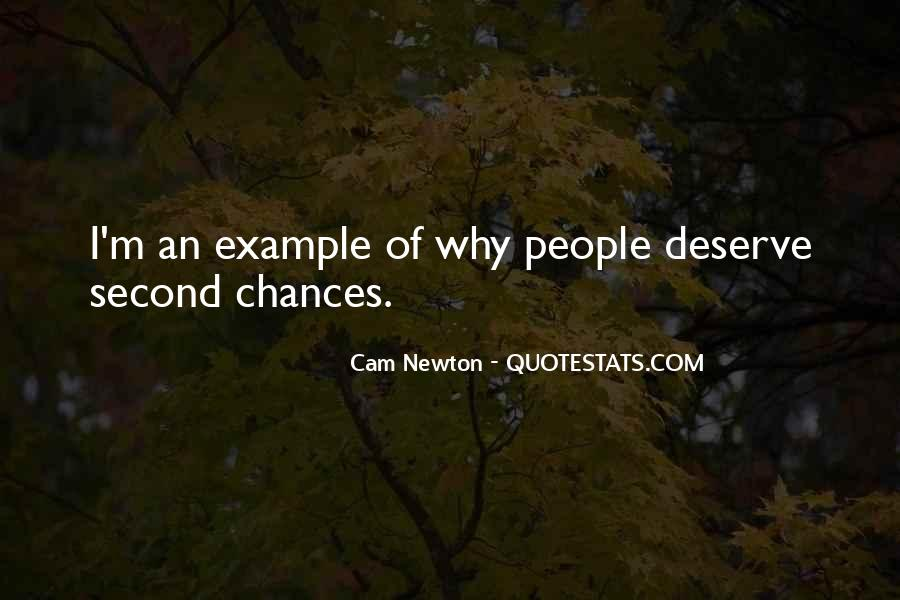 Cam Newton Quotes #640053