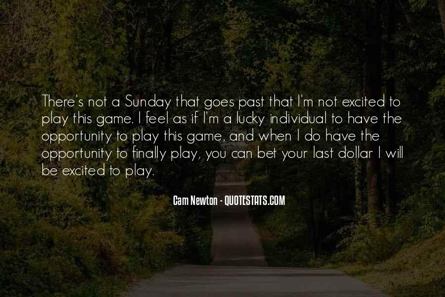 Cam Newton Quotes #812235