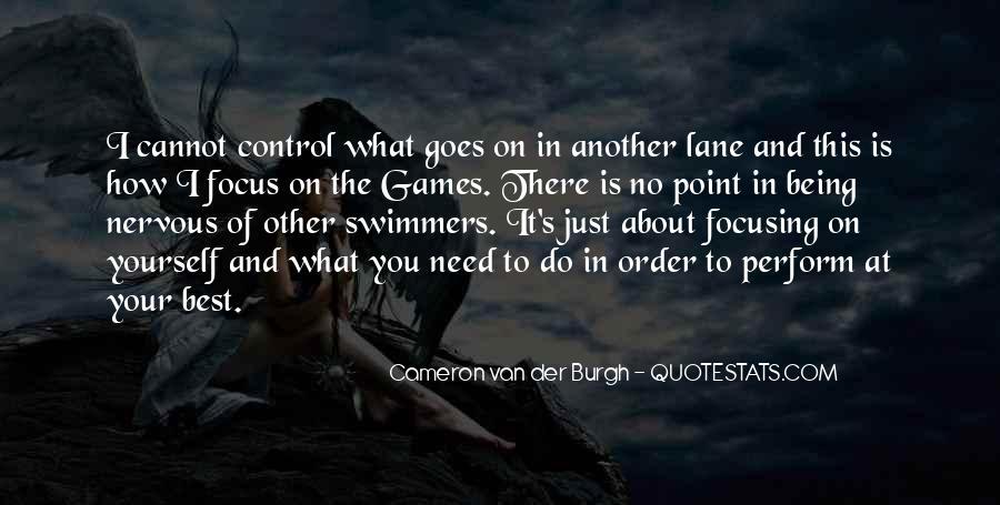 Cameron Van Der Burgh Quotes #1427968