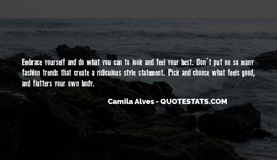 Camila Alves Quotes #1380150