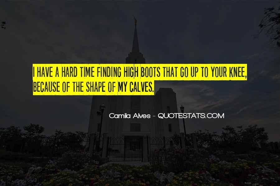 Camila Alves Quotes #339129