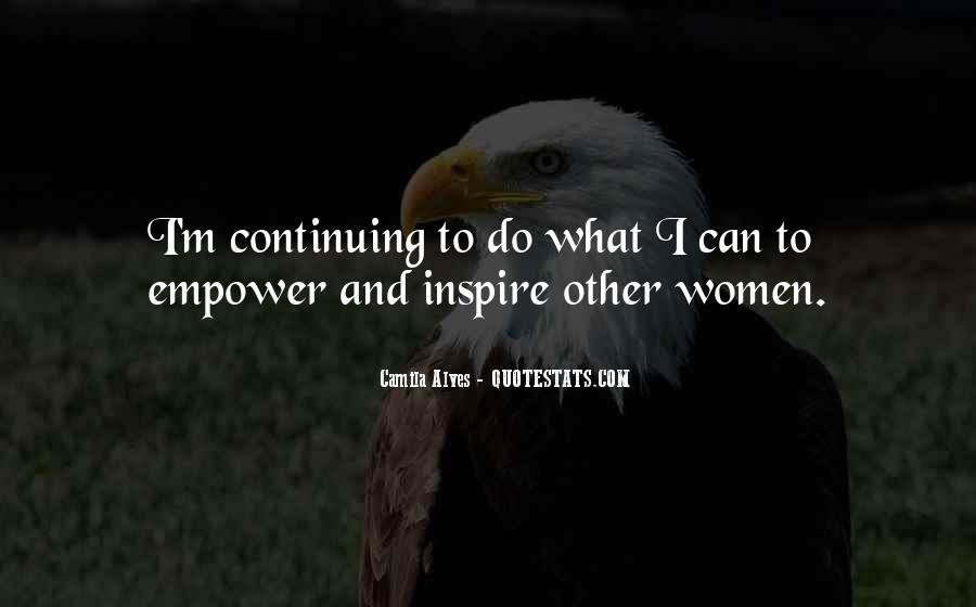 Camila Alves Quotes #92222