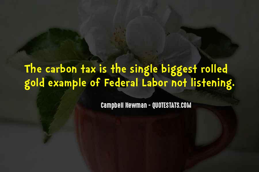 Campbell Newman Quotes #1536046