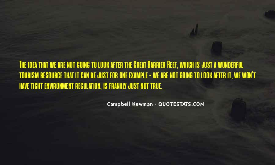 Campbell Newman Quotes #242830