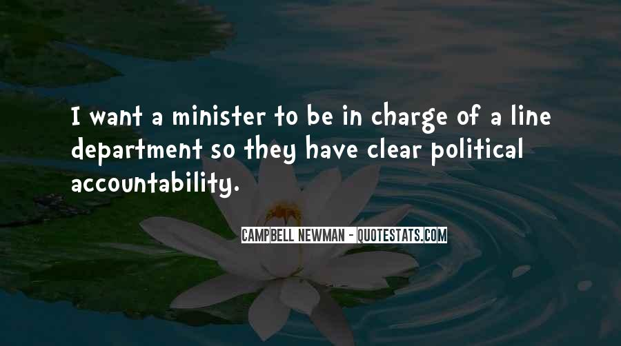 Campbell Newman Quotes #764899