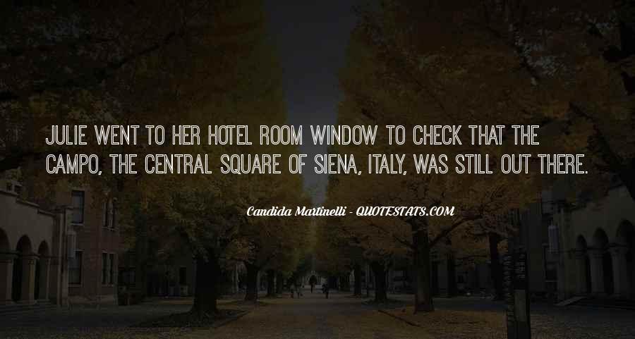 Candida Martinelli Quotes #402921