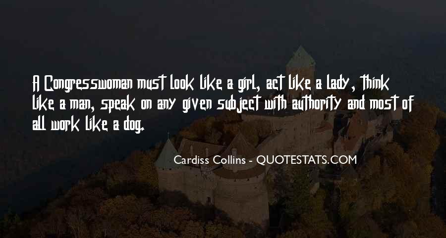 Cardiss Collins Quotes #1406680
