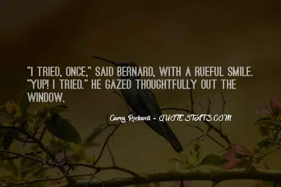 Carey Rockwell Quotes #1848220