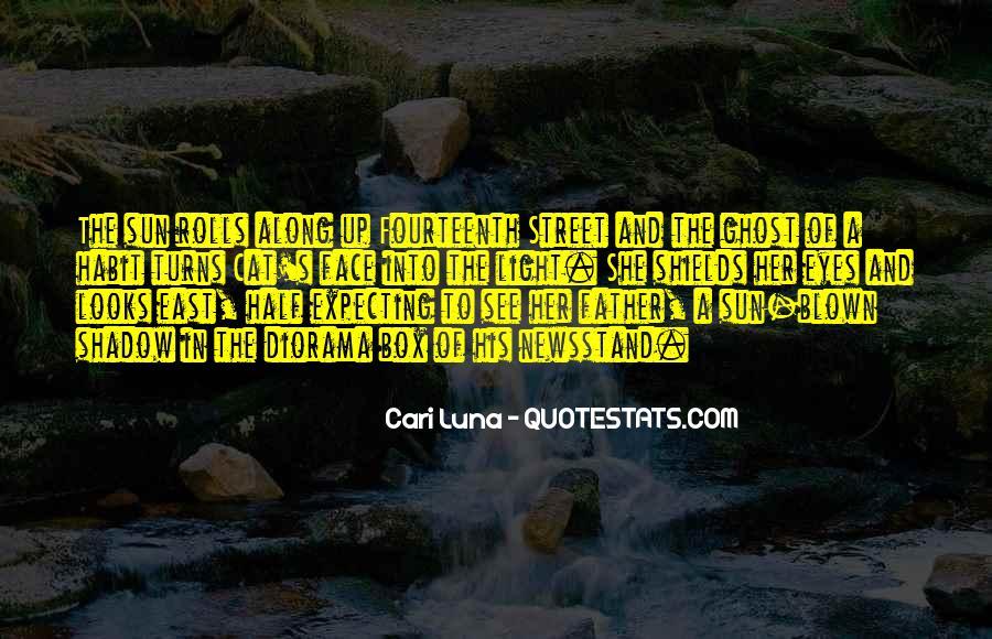 Cari Luna Quotes #1756240