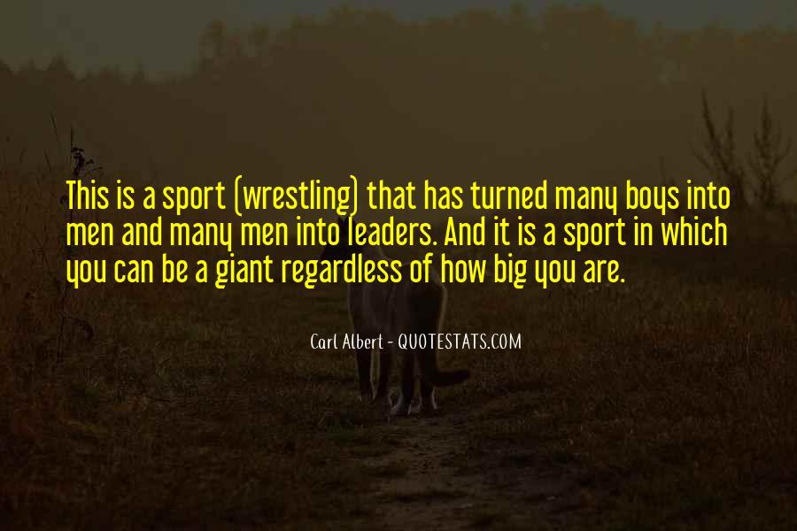 Carl Albert Quotes #1768148