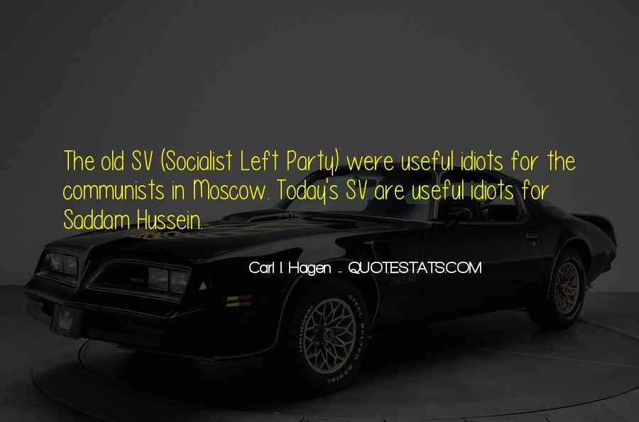 Carl I. Hagen Quotes #1428390