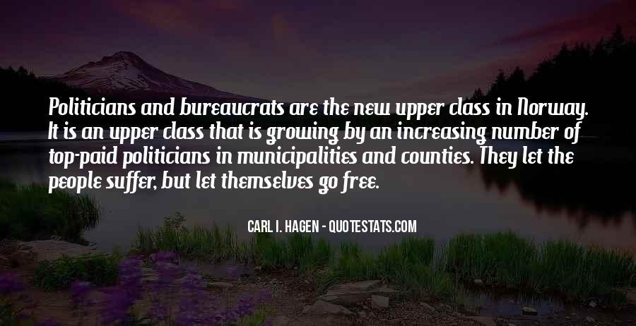 Carl I. Hagen Quotes #779935