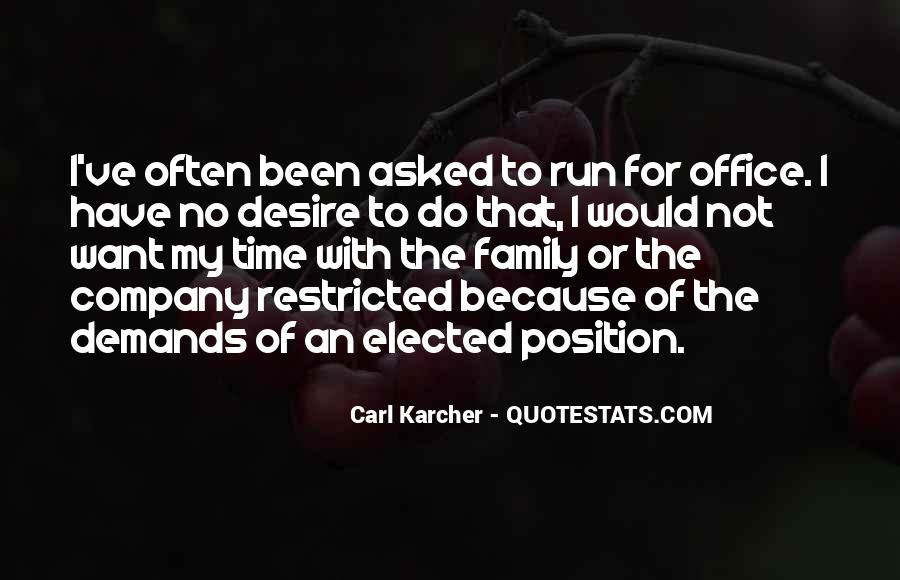 Carl Karcher Quotes #1553376
