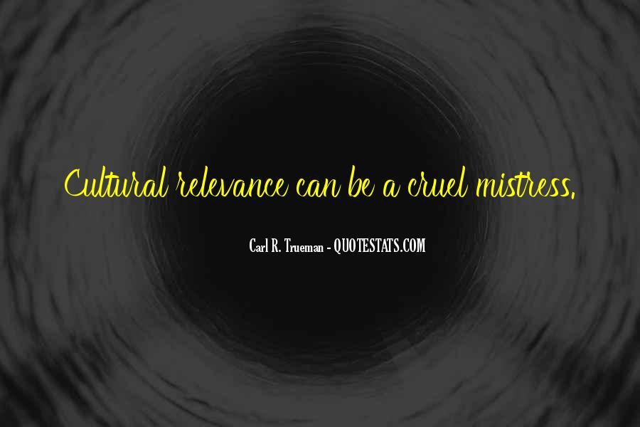 Carl R. Trueman Quotes #1607777