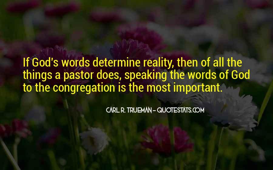 Carl R. Trueman Quotes #51311
