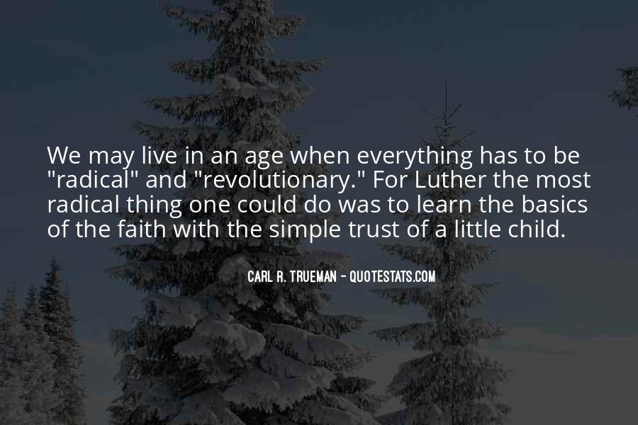 Carl R. Trueman Quotes #946470