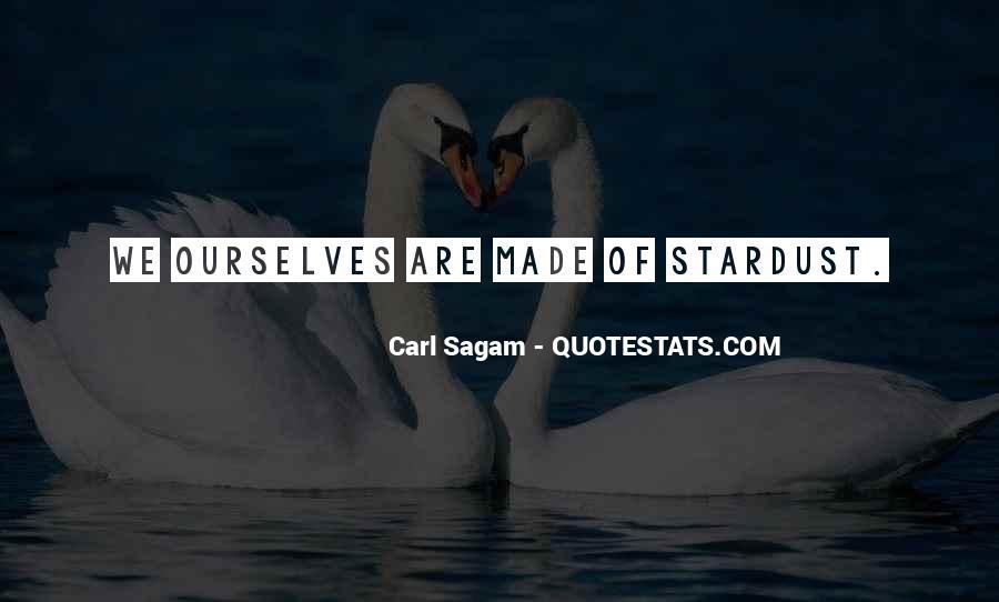 Carl Sagam Quotes #1307526