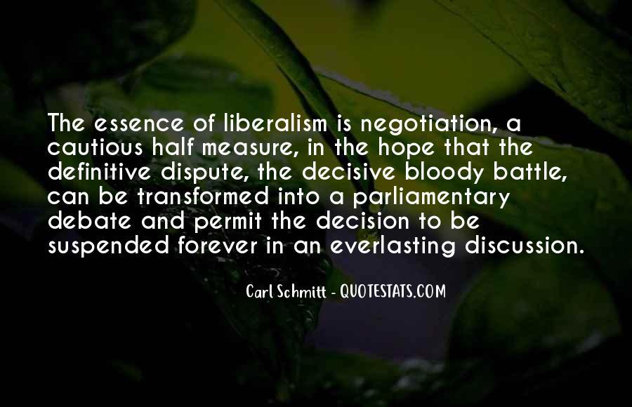 Carl Schmitt Quotes #1872082