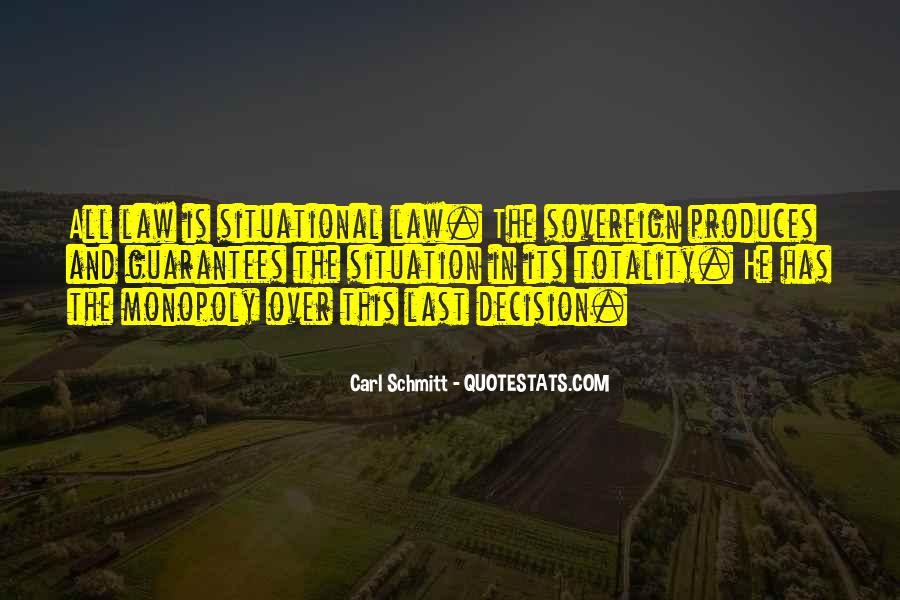 Carl Schmitt Quotes #1873675