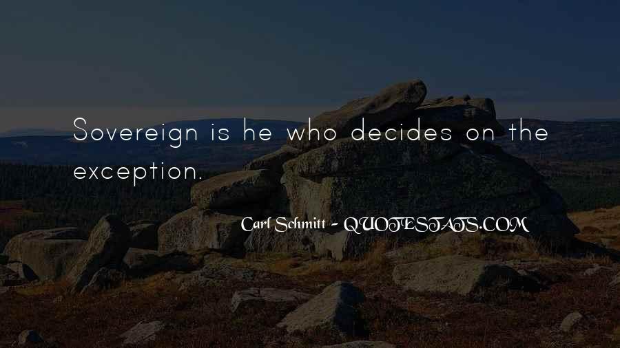 Carl Schmitt Quotes #382970