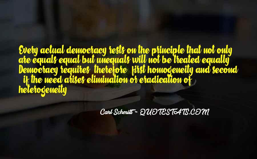 Carl Schmitt Quotes #871583